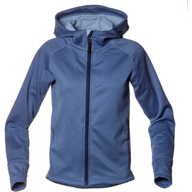 Isbjörn Panda Midlayer Children blue